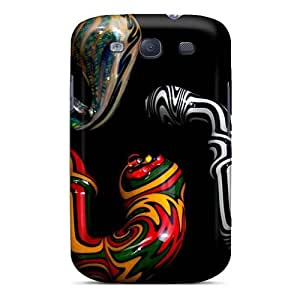 Samsung Galaxy S3 XMX18104bCBy Customized Attractive Grateful Dead Skin Best Cell-phone Hard Covers -KerryParsons