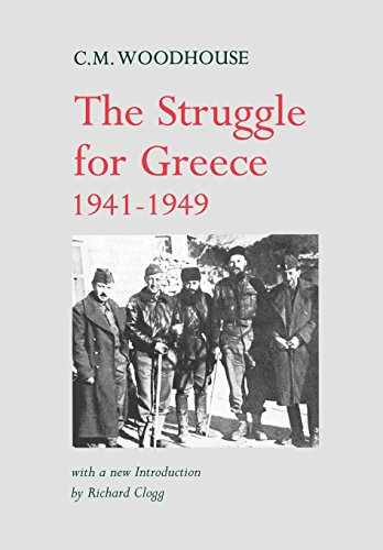 The Struggle for Greece, - Cloggs Stores