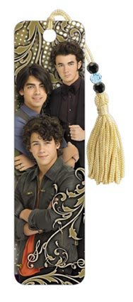 Jonas Brothers - Collector's Beaded Bookmark