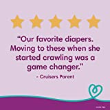Diapers Size 5, 128 Count - Pampers Cruisers