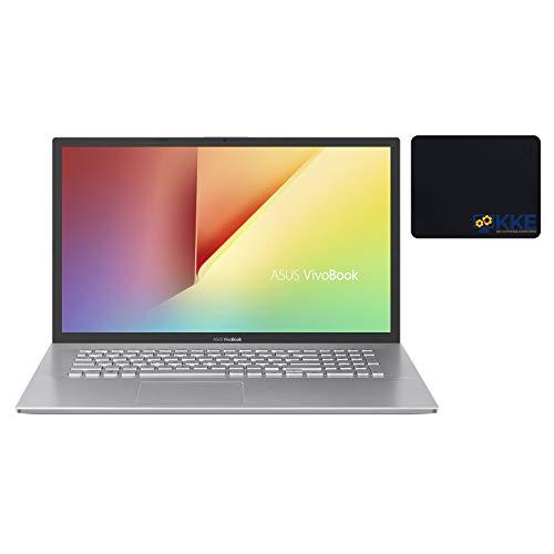 2021 Newest ASUS VivoBook 17.3″ Thin and Light Laptop, FHD Display, Ryzen 3 3250U Processor, 12GB RAM, 512GB PCIe SSD, Windows 10 Home, Transparent Silver