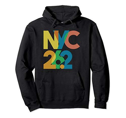26.2 Miles NYC New York City Marathon Runner Hoodie (Nyc Marathon Runners)