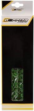 Motorradkette 420 Doppler 134 M Verstärkt Farbe Grün Auto