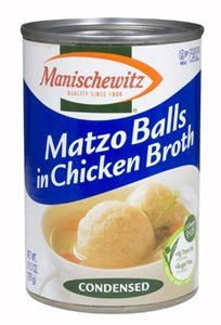 Manischewitz Matzo Balls in Chicken Broth 10.5 OZ (Pack of (Manischewitz Chicken Broth)