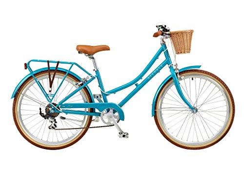 Ryedale Peony 24″ Wheel 7 Speed Girls Heritage Bike 14″
