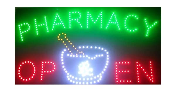 CHENXI Large Size Pharmacy neon signs hot sale led screen ...