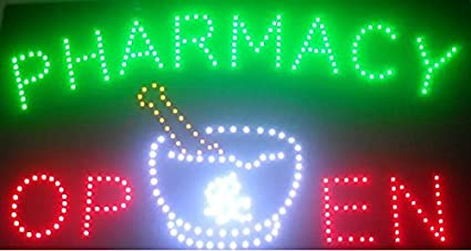 Neon Signs For Sale >> Chenxi Large Size Pharmacy Neon Signs Hot Sale Led Screen Display