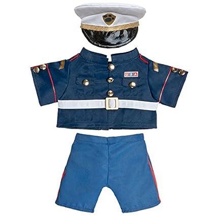 693e227ef Amazon.com  Build A Bear Workshop Marine Uniform 3 pc.  Toys   Games