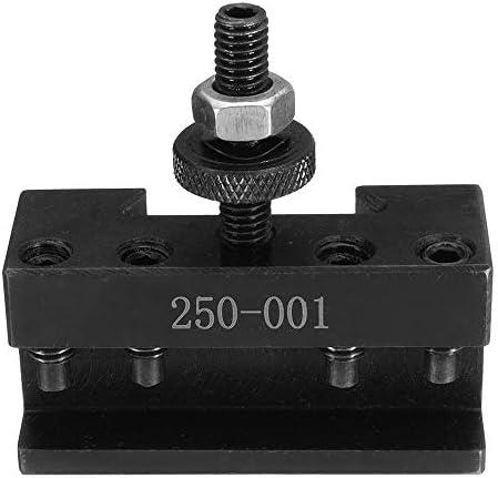 Qualitäts-CNC-Drehmaschine Werkzeug-Zubehör Plandrehmaschine Werkzeughalter Kit Nach dem Drehen, Werkzeugschnellwechsel 250-001