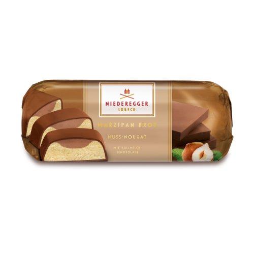Niederegger Hazelnut Nougat Marzipan 75 G - (Pack of 2) ()