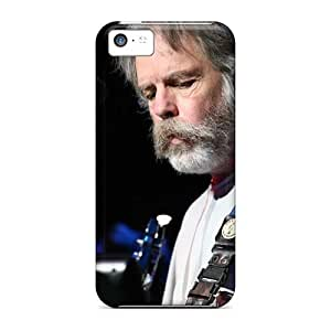 Marycase88 Iphone 5c Scratch Resistant Hard Cell-phone Case Provide Private Custom High Resolution Grateful Dead Band Series [eQw12557Rfnx]