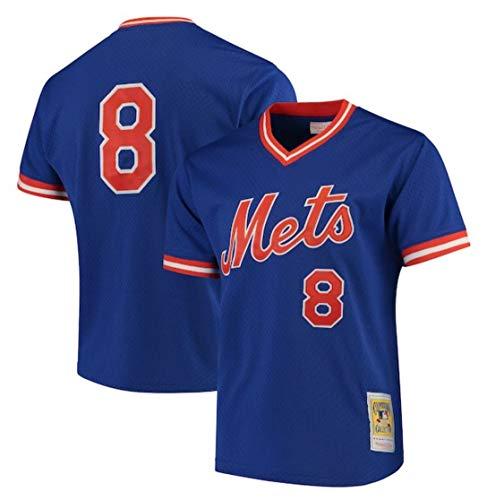 Mitchell & Ness Gary Carter 1986 Authentic Mesh BP Jersey New York Mets (M/40)