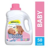 Best Baby Laundry Detergents - Woolite Baby, Hypoallergenic Laundry Detergent, Free of Harsh Review