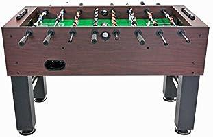 Speedball futbolín Premium mesa de futbolín de torneo profesional acabado – Marrón: Amazon.es: Hogar
