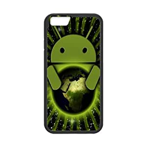 """Cute Robot theme pattern design For Apple iPhone 6 4.7"""" Phone Case"""