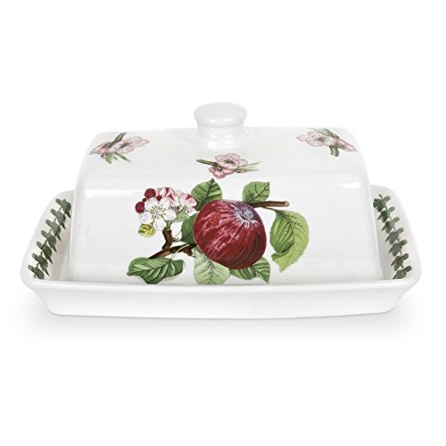 Portmeirion - Pomona - Covered Butter Dish (Pack of 2) by Portmeirion
