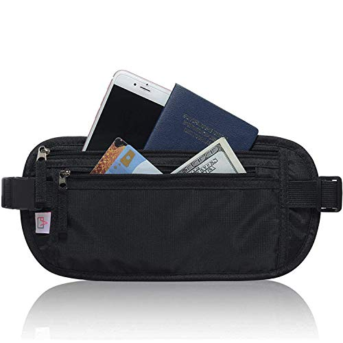 Rfid Blocking Travel Wallet