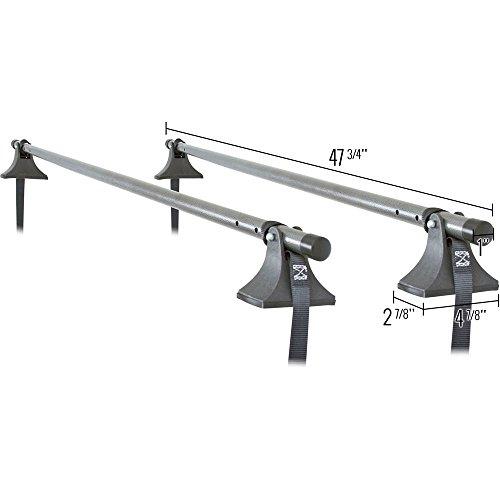 Apex Rcb 3745 U Universal Strap Attached Roof Crossbars Buy Online In Uae