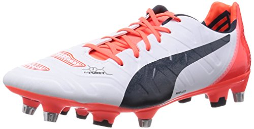 De Sg Wei Mixed Pumaevopower 1 Chaussures 2 Football Homme Blanc total lava 05 Blast blanc Eclipse twtUXq