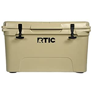 RTIC Cooler (RTIC 45 Tan)