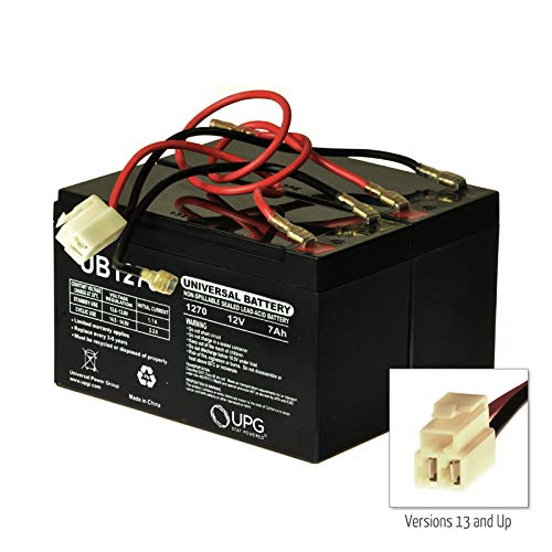 AlveyTech 24 Volt Battery Pack for The Razor E275 (9 Ah, with Harness)