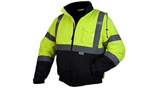 Pyramex RJ3210M Hi Vis Safety Quilted product image