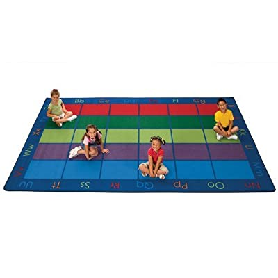 Carpets for Kids Colorful Places Seating Rug