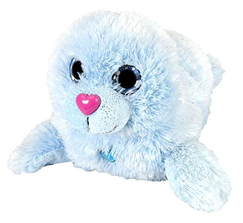 - Wild Republic Harp Seal Plush, Stuffed Animal, Plush Toy, Gifts for Kids, Sweet & Sassy 12 Inches