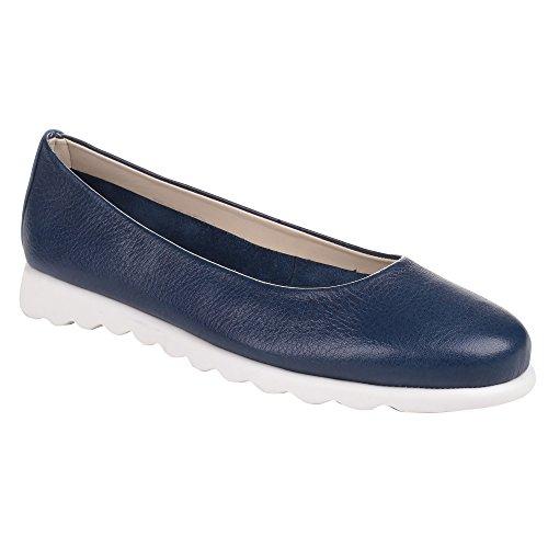 The Zapatos Marino Saratoga Cha Zapatillas Flexx Cha Azul Cha Mujer F0qHFxg