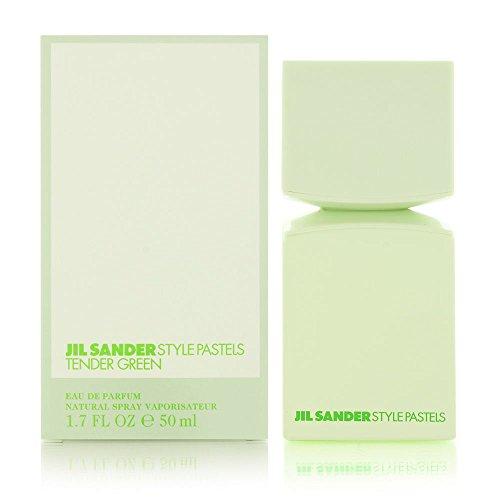 Jil Sander Scent - Jil Sander Style Pastels Eau De Parfum Spray for Women, Tender Green, 1.7 Ounce