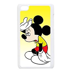ipod 4 phone case White Mickey Mouse ZXC9569831
