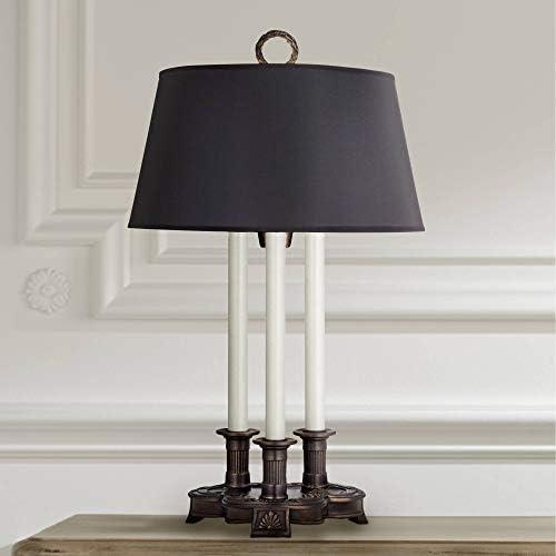 27 3-Way Desk Lamp Antique Old Bronze