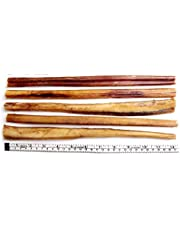 Bully Sticks 12-Inch (5 Pack) by Natural Raw Chef