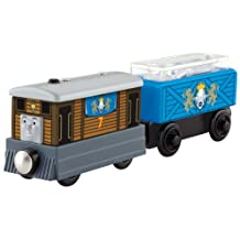 Fisher-Price Thomas Wooden Railway - Toby's Royal Cargo Car