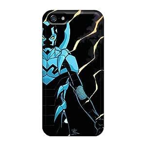 QMe9630qTVg Blue Beetle I4 Durable Iphone 5/5s Cases