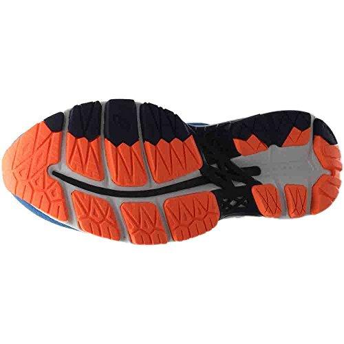 ASICS Men's Gel-Kayano 24 Running Shoe, Directoire Blue/Peacoat/Hot Orange, 12 Medium US by ASICS (Image #6)
