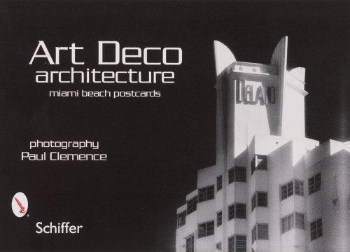 (Art Deco Architecture: Miami Beach Postcards)