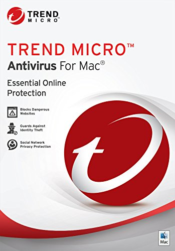 Trend Micro Security for Mac 2016 [Old Version]