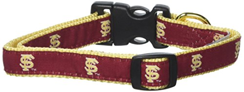 Sporty K9 NCAA Florida State Seminoles Dog Collar, Small