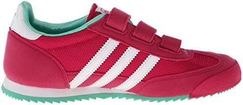 Amazon.com | adidas Dragon CF Children #M25198 (2.5) Pink | Running