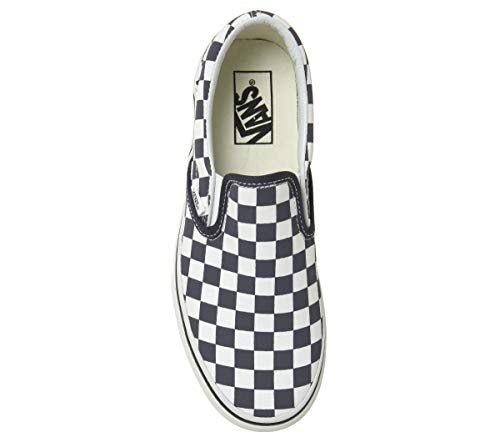blanco Vans Ua Chaussures Eu Platform on Basket Azul 37 Slip Mode Classic checkerboard v6Cxqdvw