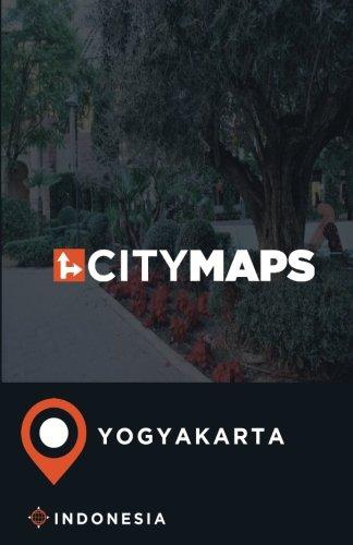 City Maps Yogyakarta Indonesia