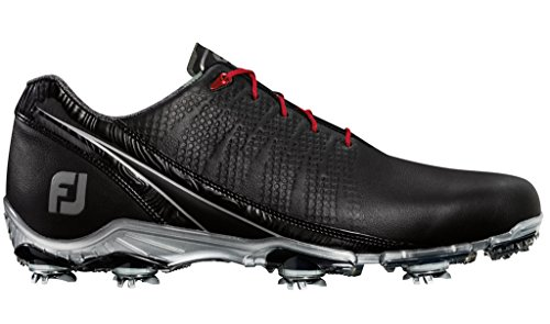 FootJoy DNA Men's Golf Shoes (Previous Season) - Black (8.0 2E(W) US)
