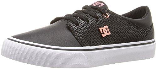 DC Frauen Trase SE Skate-Schuhe, EUR: 43, Black/Black