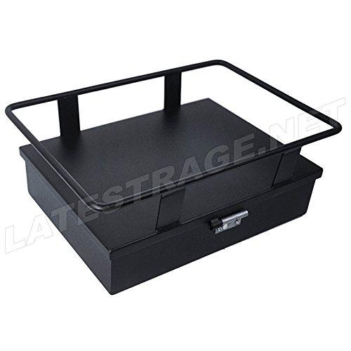 COOLER HOLDER & STORAGE BOX, 14'' x 10'', Black, Dunebuggy & VW