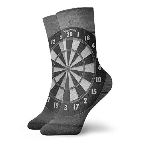 (YUANSHAN Socks Darts Target Women & Men Socks Soccer Sock Sport Tube Stockings Length)