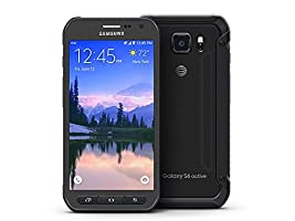 Samsung Galaxy S6 Active G890A 32GB Unlocked GSM 4G LTE Octa-Core Smartphone w/ 16MP Camera - Gray