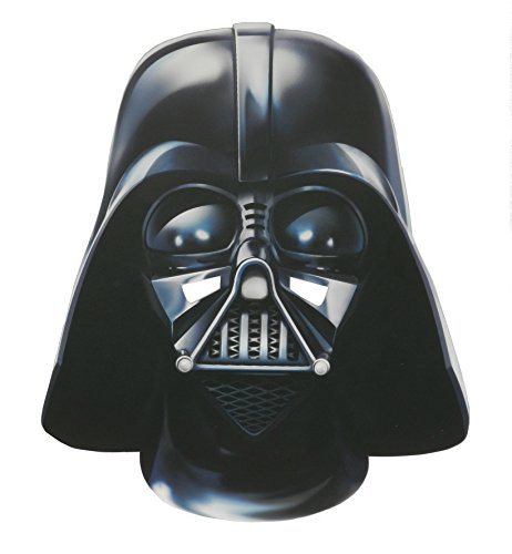 Darth Vader Face Mask (Darth Vader Paper Cardboard Face Mask)
