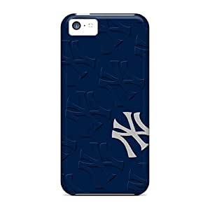 New Fashionable JonBradica Sze15715EQpI Covers Cases Specially Made For Iphone 5c(new York Yankees)