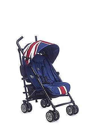 Easywalker Mini Buggy–Kinderwagen zum Zusammenklappen Union Jack Classic EMB10022
